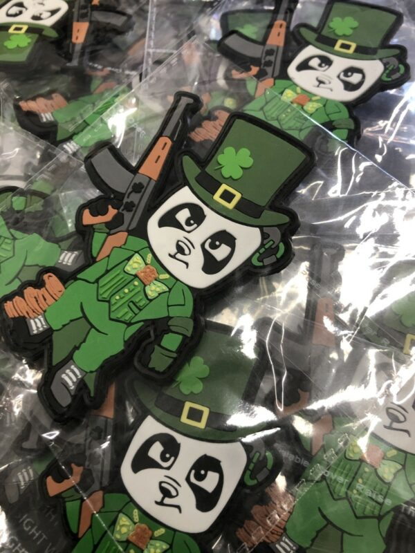 Exclusive Patch ( St. Patty's Day)
