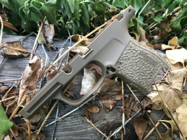 Sig Sauer P365 Grip Module With Manual Safety